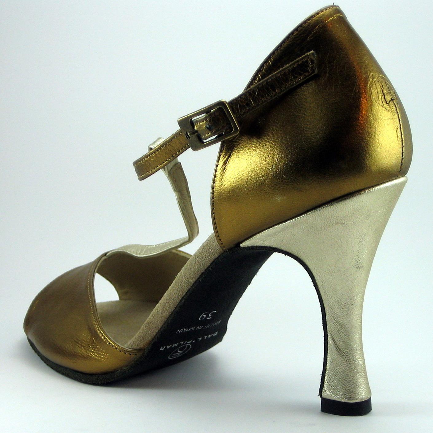 Zapato baile de sal n oro viejo oro claro i ballerini for Battlefield 1 salon de baile