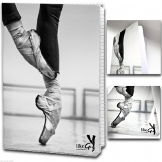 QUADERNO-A4-PINZATO-GRAFICA-BALLETTO-DANZA-CLASSICA-BALLO-IDEA-REGALO-a