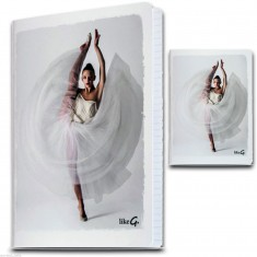 QUADERNO-A4-PINZATO-GRAFICA-BALLETTO-DANZA-CLASSICA-BALLO-IDEA-REGALO-c