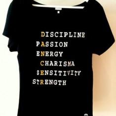 camiseta dancer