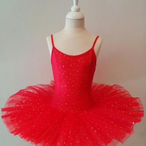 I Ballerini tutú rojo 2